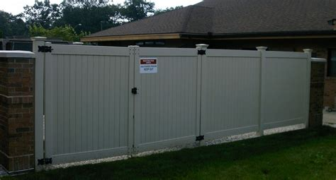 dumpster enclosure dumpster enclosures fence consultants of west michigan