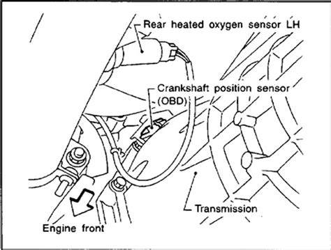 It Well Fixya by Solved Location Of Crankshaft Position Sensor Fixya Html