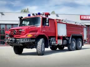 Mercedes Buffalo Mercedes Zetros 2733 A Rosenbauer Buffalo Flf 6100