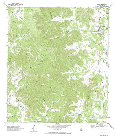 leakey texas map leakey topographic map tx usgs topo 29099f7