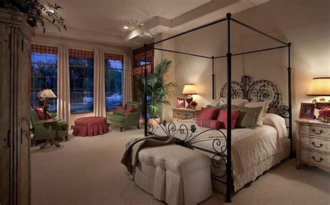 da letto lussuosa stile mediterraneo all interno di una da letto