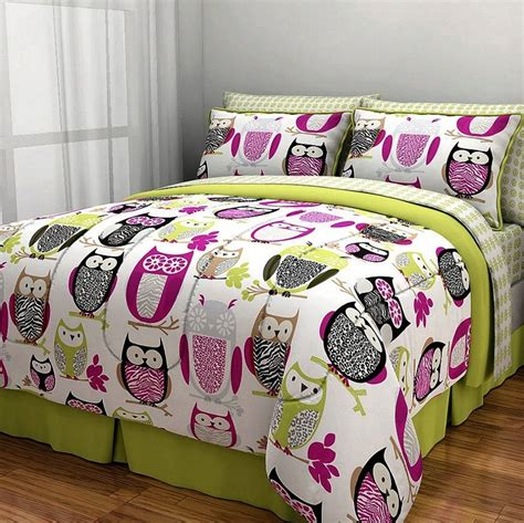 owl comforter twin twin bed owl twin bedding mag2vow bedding ideas
