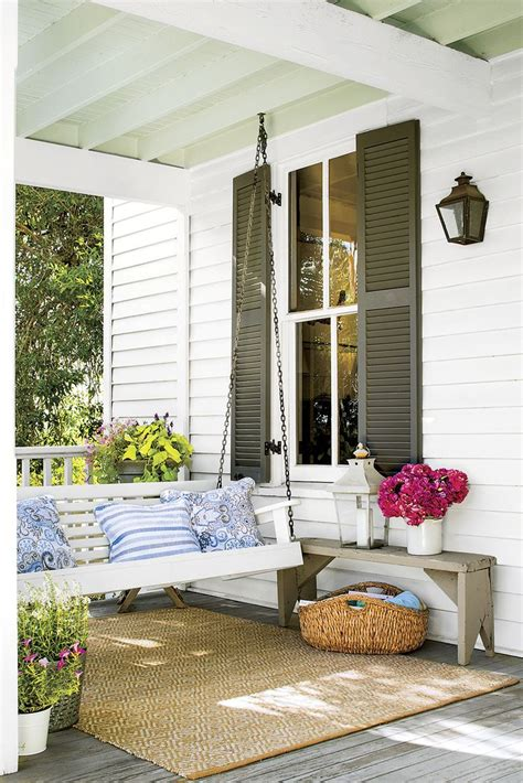 put her there in the front yard swing 77 best images about cute cottage style porches on