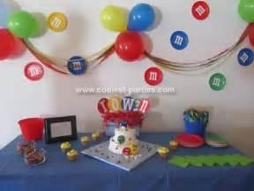 m m decorations coolest m m 2nd birthday