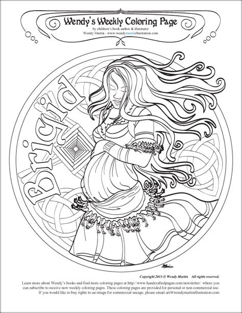 coloring book of shadows yule papercraft for a magical solstice books pagen kleurplaten pagan ouderschap pagan