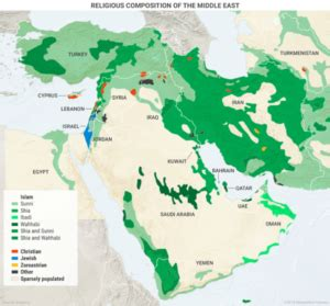 Understanding The Middle East Through Water Euphrates
