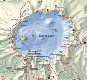 crater lake national park oregon