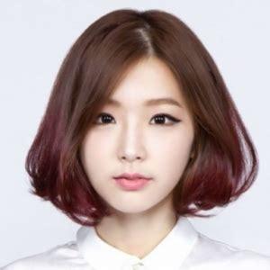 potongan rambut wanita wajah oval model rambut indonesia