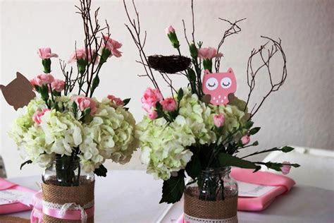 Baby Owl Decorations Jen Joes Design Diy Owl Owl Centerpieces For Baby Shower