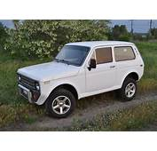 Old Lada Niva With Custom Front And Rear Fascias Looks