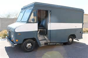 Chevrolet Box Truck 1987 Chevy Box Delivery Style Truck