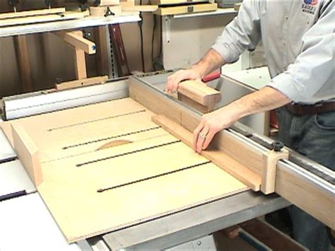 woodworking sled sled crosscut and miter sled