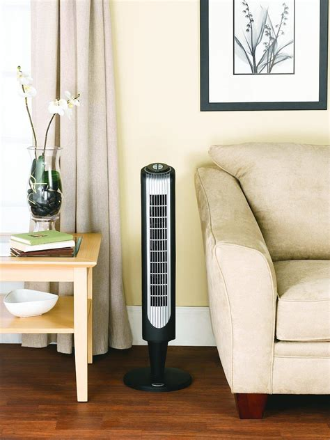 small oscillating fan amazon amazon com oscillating tower fan 32 inch with