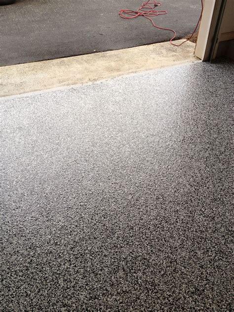 DIY Garage Floor Epoxy Concrete Epoxy Epoxy Flooring Do It