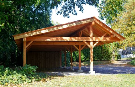 carport holz 4x4 wooden carport use useful tips how to use wooden carport