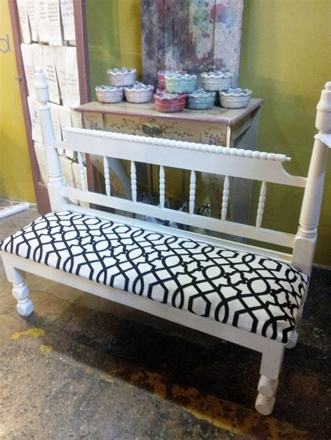 twin bed bench 1000 images about bench settee from a bed on pinterest