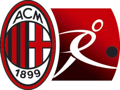 Kaos A C Milan Football Logo 4 Singlet Tanpa Lengan Tpl Acm15 Pria ac milan youth soccer academy northridge ca patch
