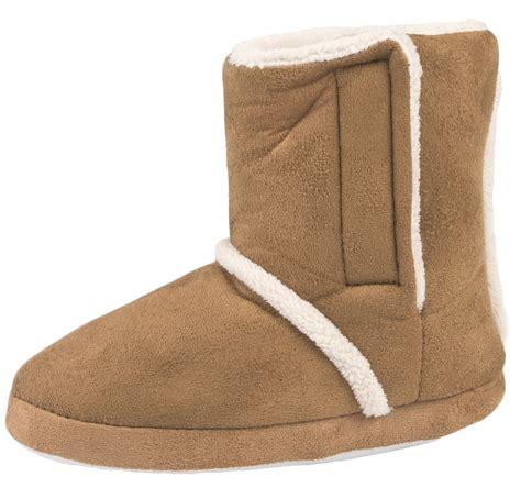 fleece slipper boots slipper boots fleece lined slippers ankle booties