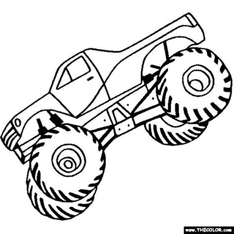 me a picture of a truck 176 best coloring pages images on