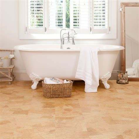 cork floor bathroom 32 cool cork flooring ideas for maximum comfort digsdigs
