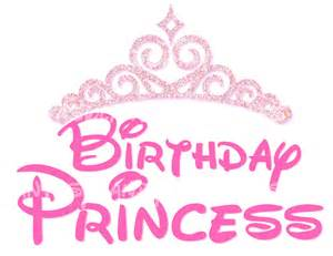 instant download birthday princess tiara pink frozen diy