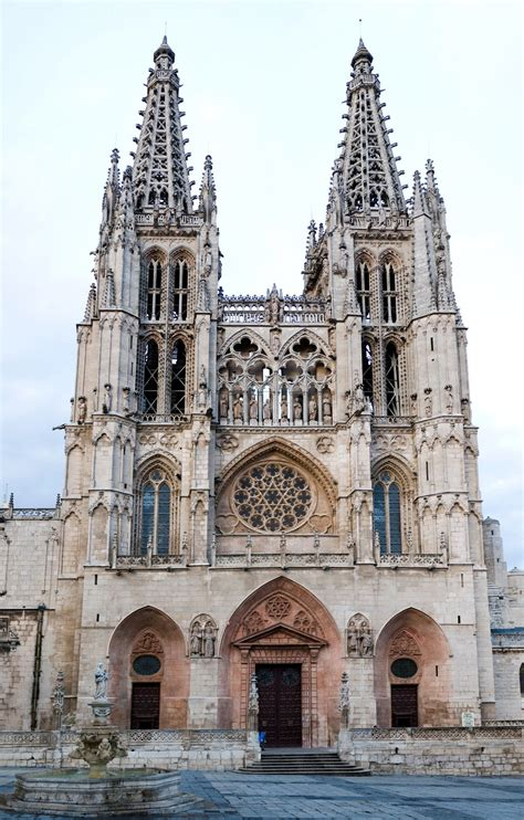 O Jpg Burgos Cathedral Historical Facts And Pictures The