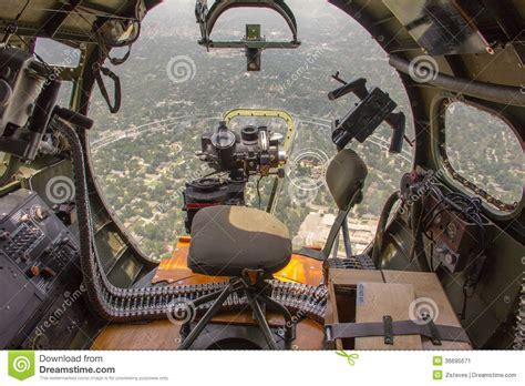 a b b 17 bomber nose gun stock image image 36695671