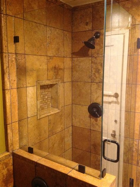 Rustic Bathroom Ideas For Small Bathrooms by Rustic Shower Rustic Bathroom Los Angeles By Open