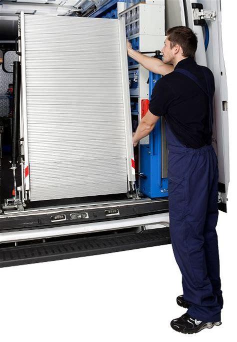 pedane per furgoni re di carico e pedane per furgoni