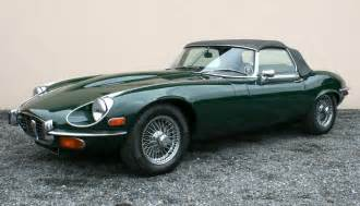 how is a classic car 1970 jaguar e type v 12
