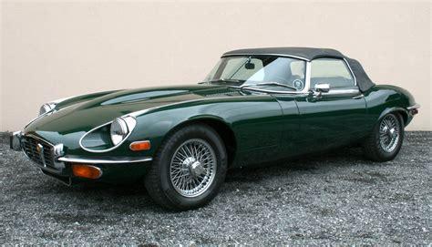how is a classic car 1970 jaguar e type v 12