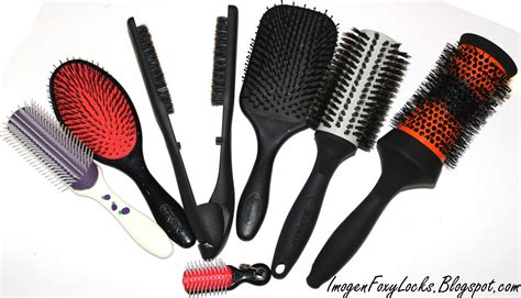 Best Hair Brushes | imogen foxy locks the best hair brushes tested