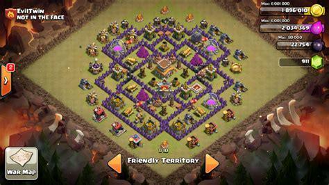 layout th8 war the shield th8 base design farming war formations