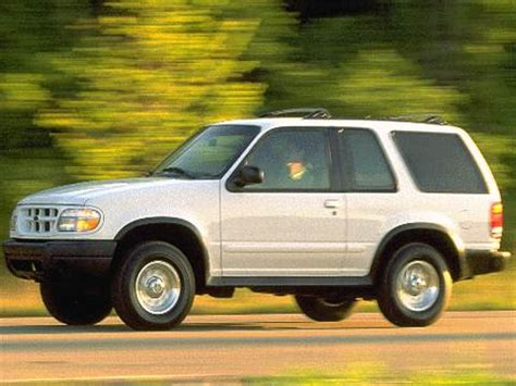 1999 ford explore review 1999 ford explorer pricing ratings reviews kelley blue book