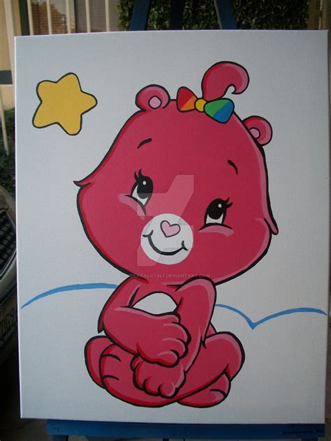 painting care bears care bears painting by sireatalot247 on deviantart