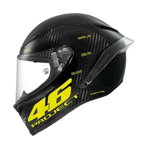 Helm Agv Replika Valentino valentino agv pista gp replica helmet available autoevolution