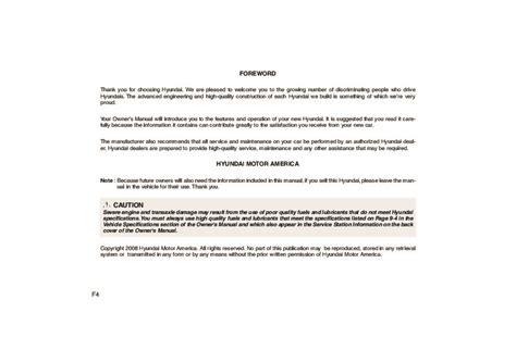 hyundai elantra owners manual pdf car owners manuals