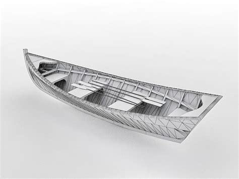 old boat models old wood boat 3d model 3ds max files free download