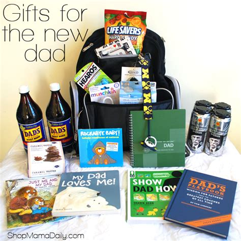 gift for new dads treat him to some gear he will love