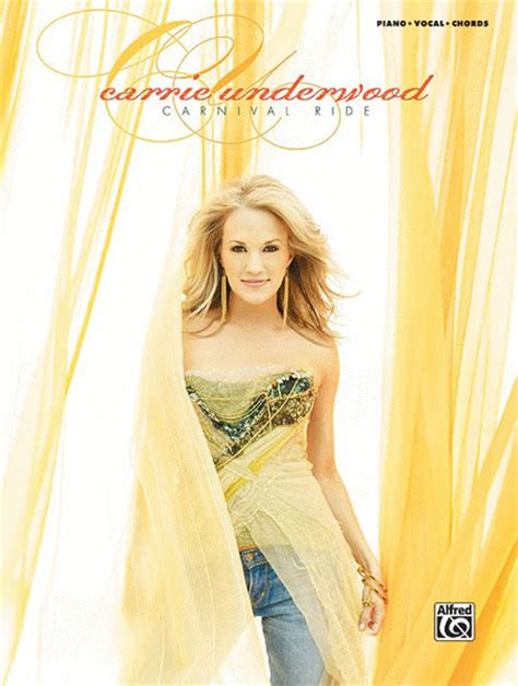 carrie underwood carnival ride mp carnival ride sheet music by carrie underwood sheet