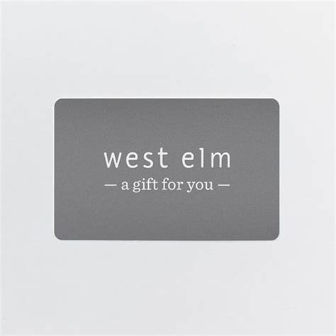 west elm gift card west elm - West Elm Gift Cards For Sale