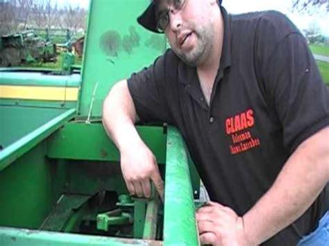 john deere baler inspection