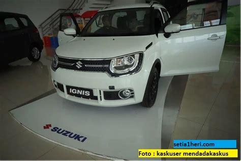 Kas Kopling Mobil Suzuki Kumpulan Hasil Review Suzuki Ignis Tahun 2017 Oleh