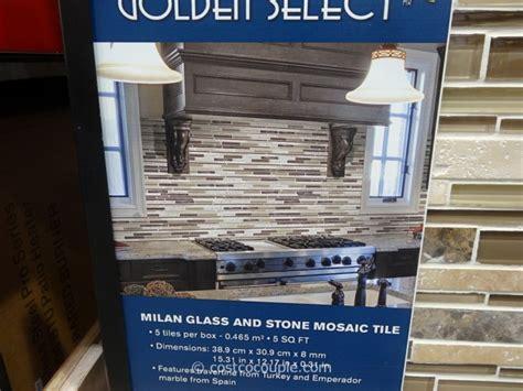 golden select milan mosaic tile