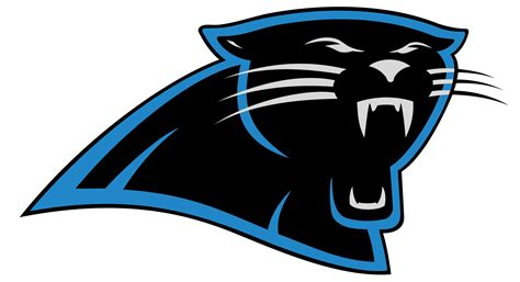 carolina panthers logo hunt logo