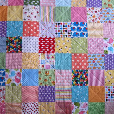 A Patchwork Quilt By - spck assemblies facing change