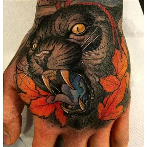 traditional panther tattoo 17 best images about tattoos on horseshoe