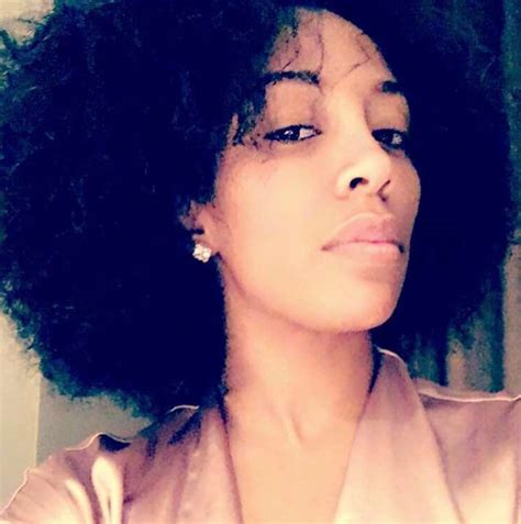 k michelle hairstyles pictures k michelle is loving her natural self black hair