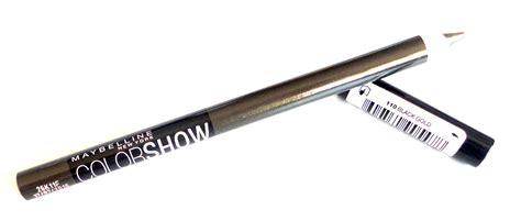 Maybelline Color Show Eyeliner maybelline eyeliner color show 110 compra en perfumer 237 as