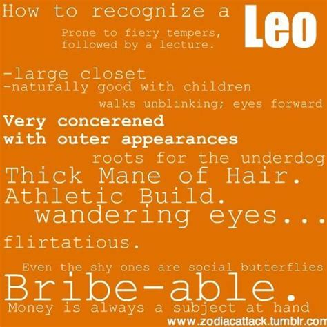 get to know leo strengths weaknesses relationships